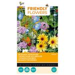 Friendly Flowers Attire les Abeilles