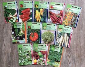 Grand Paquet de Graines de Légumes Horti Tops
