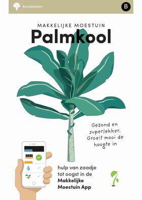 Makkelijke Moestuin zaden Palmkool