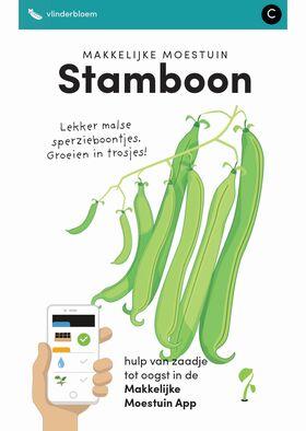 Makkelijke Moestuin zaden Stamboon