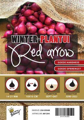 Winter Plantuien Red Arrow 250g