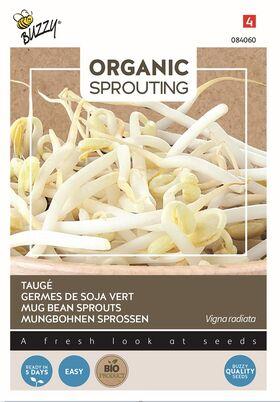 BIO Germes de Soja Vert Coupe & Mange