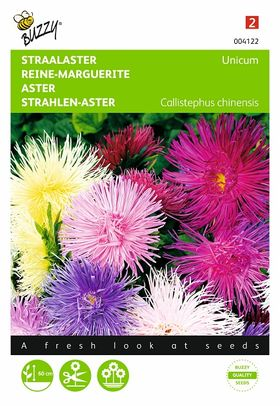 Granes de Fleurs Reine-Marguerite
