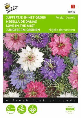 Graines de fleurs Nigelle de Damas