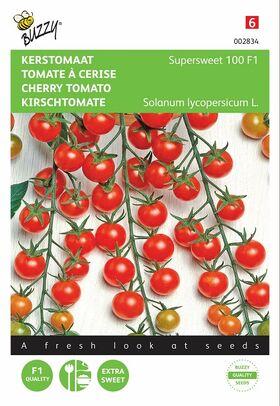 Graines de Tomate À Cerise