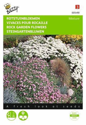 Graines de Fleurs Vivaces Pour Rocaille