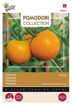 Tomate Pomodori Arancia