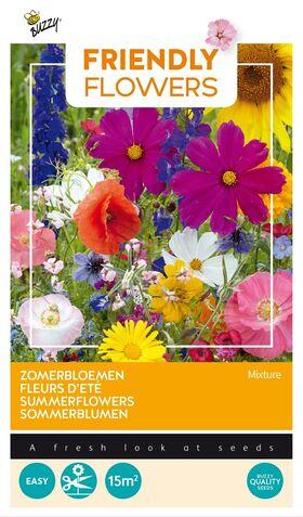 Friendly Flowers Prairie Fleurie
